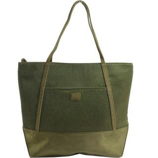 Mila Louise Romy Alveole 2 sac shopping Kaki