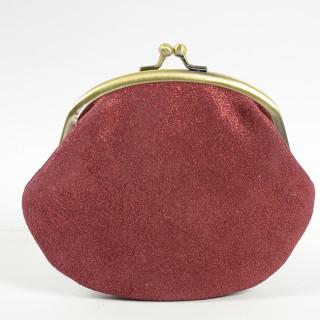 Mila Louise Oro X Porte Monnaie Rouge Fonce dos