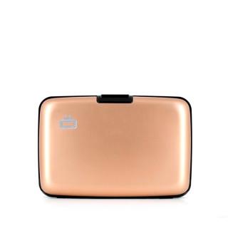 Ogon Aluminium Wallet Stockholm Rose Gold