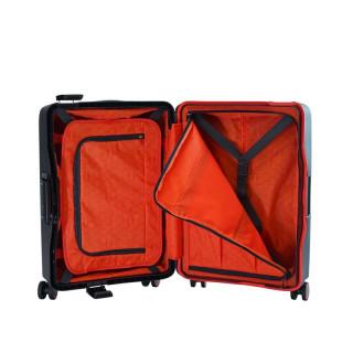 Jump Maxlock Valise Cabine 55cm 4 Roues Fermeture TSA Anthracite