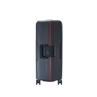 Jump Maxlock Valise Moyenne 66cm 4 Roues Fermeture TSA Anthracite