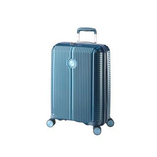 Jump Sondo Valise Cabine 55cm 4 Roues Extensible Bleu