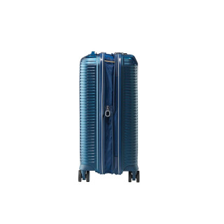 Jump Sondo Expandable Cabine Suitecase 55cm 4 Wheels Blue