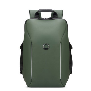 """Delsey Securain Sac à Dos PC 14"""" Army"""