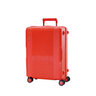 Jump Maxlock Suitecase Cabin 55cm 4 Wheels TSA Orange Closing