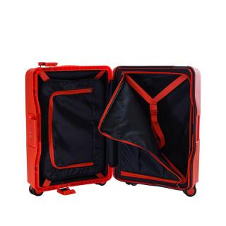 Jump Maxlock Valise Cabine 55cm 4 Roues Fermeture TSA Orange