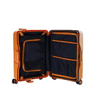 Jump Maxlock Valise Cabine 55cm 4 Roues Fermeture TSA Safran