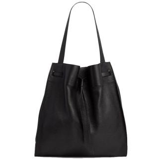 Gérard Darel Mantra Bag Hobo Black Gold
