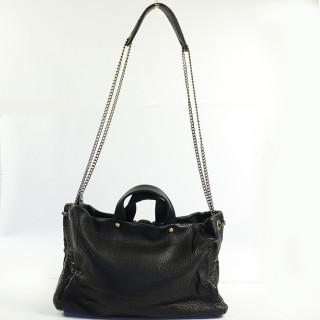 Virginie Darling Bag A Main Regina Bubble Black