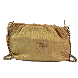 Virginie Darling Pouch Regina Bubble Or