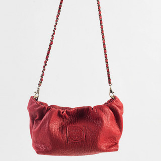 Virginie Darling Pouch Regina Bubble Red