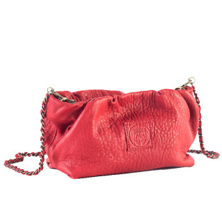 Virginie Darling Pouch Regina Bubble Rouge