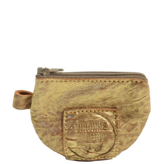 Virginie Darling Porte monnaie ChouChou Sm Or
