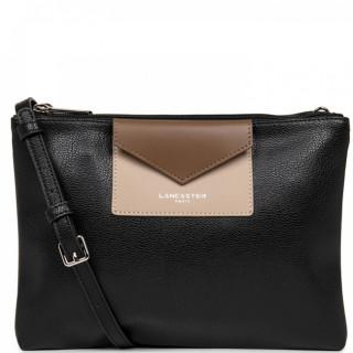 Lancaster Maya Bag Pocket 517-27 Black Nude Vison