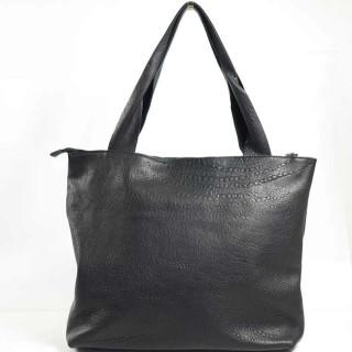 Biba Flint Bag Shopping Negro