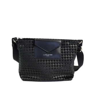 Lancaster Maya Crossbody Bag 517-95 Black