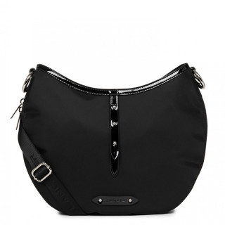 Lancaster Basic Verni Bag Besace 510-54 Black