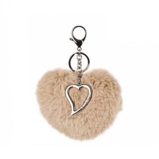 Lancaster Jewelry Of Grigri Beige Heart Bags