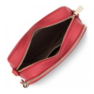 Lancaster Mademoiselle Ana Bag Pocket 572-80 Red