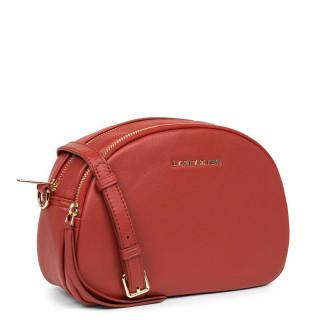 Lancaster Mademoiselle Ana Bag Pocket 573-89 Red