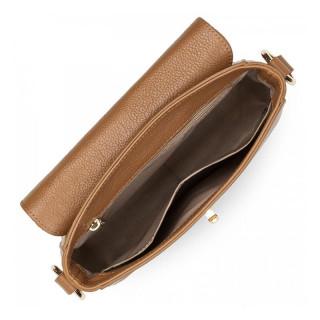 Lancaster Milano Crossbody Bag 547-40 Camel