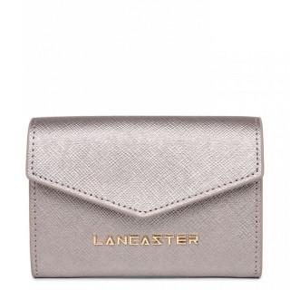 Lancaster Saffiano Signature Porte Monnaie 127-01 Or Rose