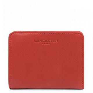 Lancaster Soft Vintage Wallet 120-27 Red