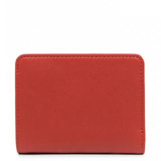 Lancaster Soft Vintage Porte Monnaie 120-27 Rouge