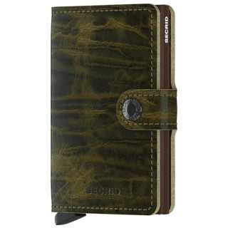 Secrid Miniwallet Dutch Martin Olive Card Holder
