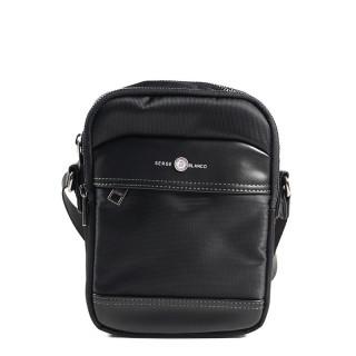 Serge Blanco Calgary Black Men's Bag