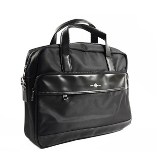 "Serge Blanco Calgary Bag Door Computer 14"" Black"