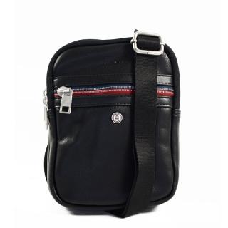 Serge Blanco Ontario Men's Shoulder Pocket ONT13010 Black