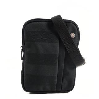 Serge Blanco Trentino Black Sports Bag