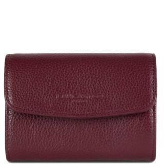 Lancaster Foulonne Double Wallet Mint 170-20 Purple
