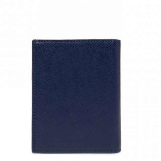 Lancaster Mathias Wallet 110-01 Dark Blue