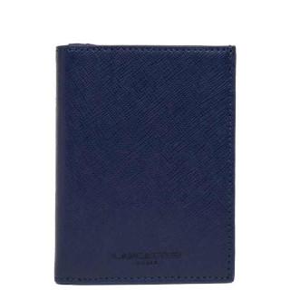Lancaster Mathias Portefeuille 110-01 Bleu Foncé