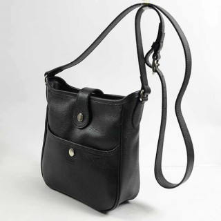Berthille Mini Claudia Bag Hobo Black