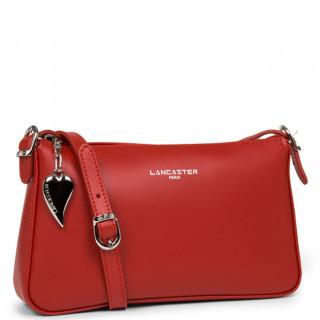 Lancaster  Constance Sac Pochette 437-01 Rouge