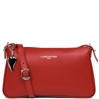 Lancaster Constance Bag Pocket 437-01 Red