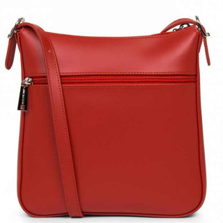 Lancaster Constance Crossbody Bag 437-09 Red