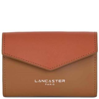 Lancaster Constance Porte Monnaie 137-11 Noir Nude Vison