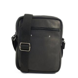 Jean Louis Fourès Baroudeur Bag Black Pocket