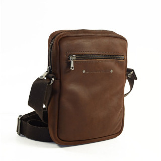Jean Louis Fourès Baroudeur Bag Bag Pocket Cognac