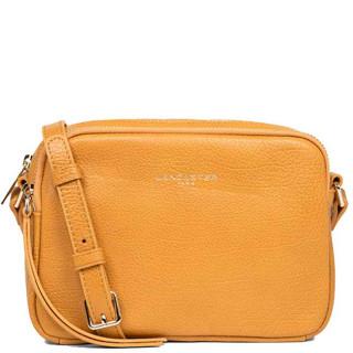 Lancaster Dune Crossbody Bag 529-20 Safran
