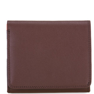 Mywalit Cocoa Leather Mint Door