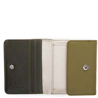 Mywalit Olive Leather Mint Door