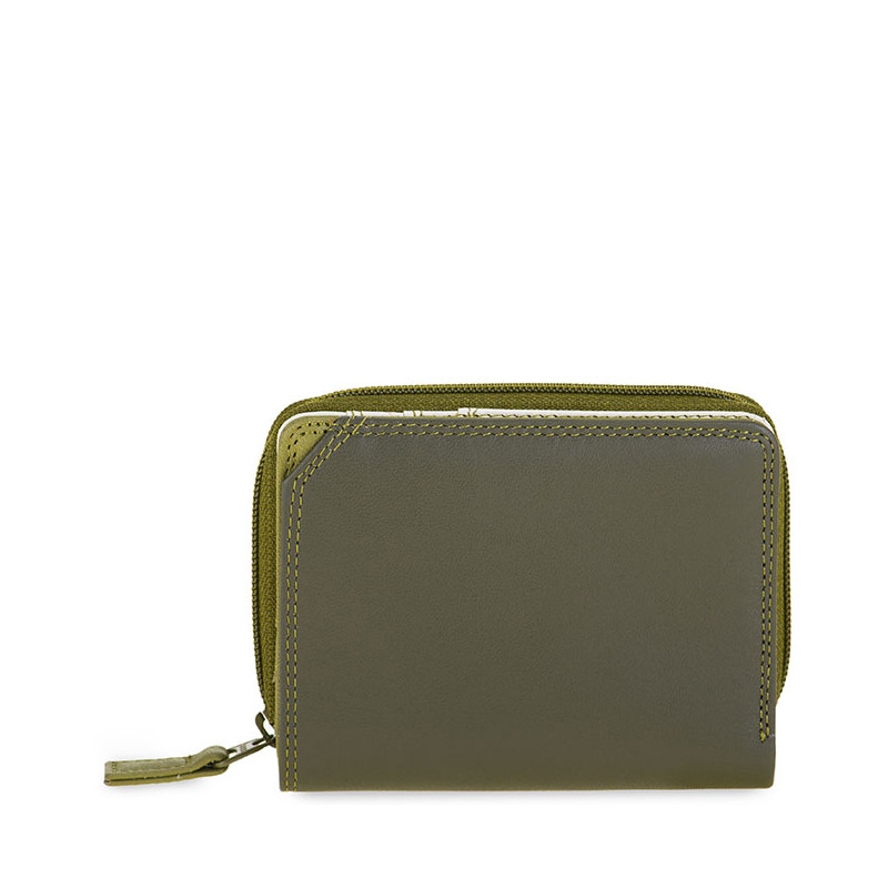 Mywalit Petit Portefeuille Dos A Dos Olive