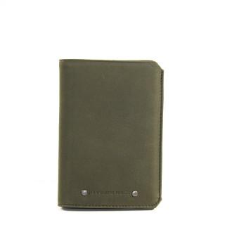 Jean Louis Fourès Baroudeur Wallet 3 Volets 14 cm F9151 Bronze