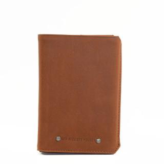 Jean Louis Fourès Baroudeur Grand Wallet F9226 Fauve