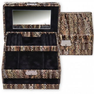 Sacher Carola Python Jewelry Box